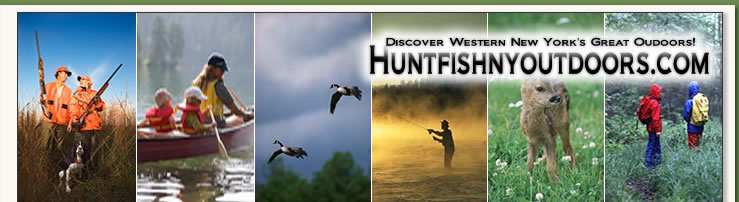 Hunting And Fishing in NY